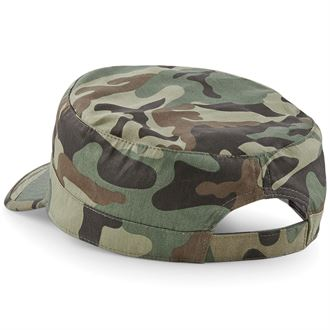 6c60f6ae4a9 Personalised Camouflage Army Cap (BC677)